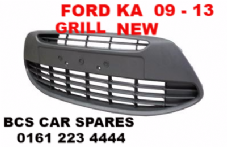 FORD KA  FRONT  GRILL  ( In Bumper )    NEW   2010 - 2011 - 2012   NEW  NEW (1)